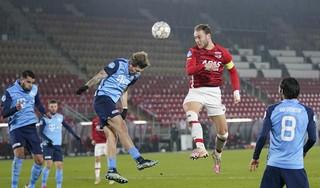 Enorme kater voor AZ: na sterke serie nu een thuisnederlaag tegen FC Utrecht