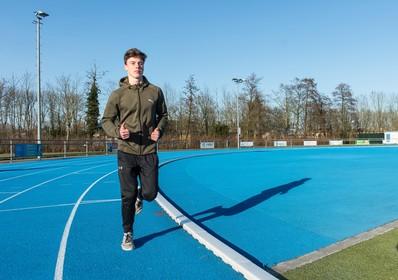 De dilemma's van polsstokhoogspringer Marnix Kolkman: 'Ik ben al snel een goede verliezer'