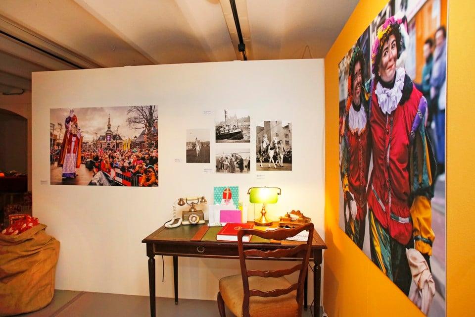 De slaapkamer van Sinterklaas was vorig jaar een groot succes.