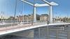 Duikers beoordelen oude fundament voor nieuwe Zaanbrug