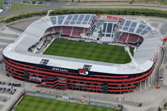Az Speelt Komende Wedstrijden In Stadion Van Ado Den Haag Noordhollandsdagblad