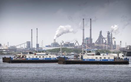 Velsen en Rijkswaterstaat willen niet betalen voor falende spitspont