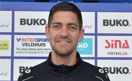 33-jarige Roeland Bosman begint bij ADO'20 zaterdag aan eerste klus als hoofdtrainer