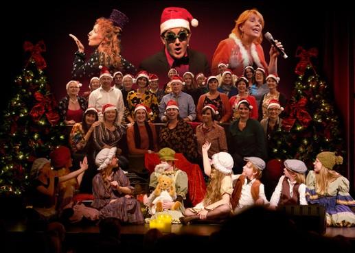 'Heerlijk om samen te feesten': Margriet Eshuijs brengt kerstshow naar Vermaning in Wormerveer