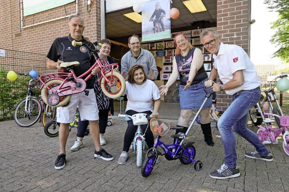 In 2019 werd de 500e fiets uitgereikt.