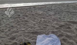 Grote zoektocht bij Petten door achtergelaten handdoek en slippers
