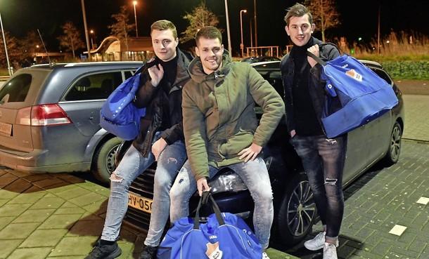 Drietal Nick Kuipers, Nick Burger en Pieter Mulder zwaait na dit seizoen af bij ONS Sneek: Hoopvol huwelijk te hobbelig