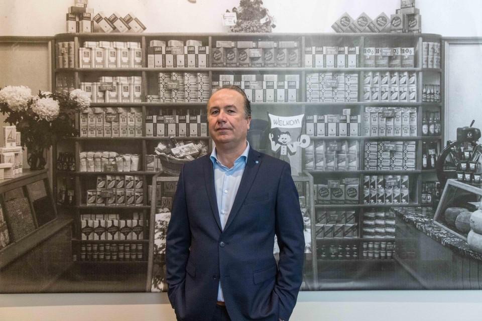 Algemeen directeur Leendert van Eck.
