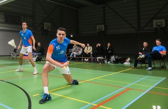 Tweede nederlaag zorgt niet voor paniek bij badmintonners van Hoornse BV