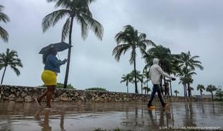 Zware storm teistert oosten van VS