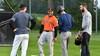 Oud-international Vince Rooi draagt als trainer zijn steen bij aan succes van Bergens vriendenteam: 'Als spelers gemotiveerd zijn, wil ik graag helpen'
