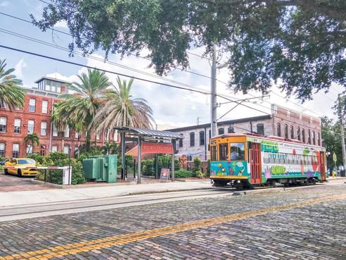 Rust en 'rumoer' in Tampa