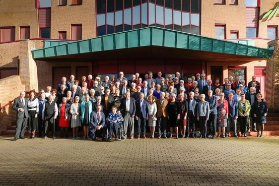 Vijftigjarig huwelijksjubileum Koggenland samen gevierd