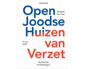 Nieuwe locaties open met 'Open Joodse Huizen' in de Zaanstreek