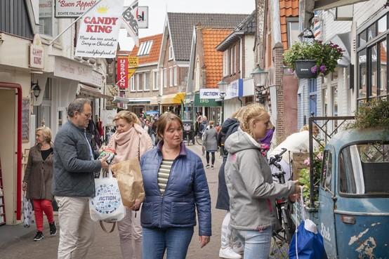 Drukte op Texel neemt toe ondanks waarschuwingen om thuis te blijven
