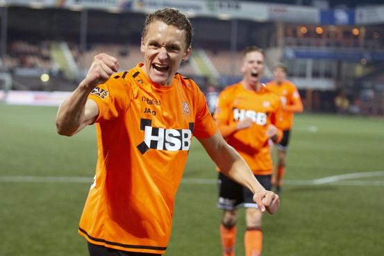 FC Volendam: Eén treffer uit '125 schoten' voldoende om Jong Utrecht te verslaan
