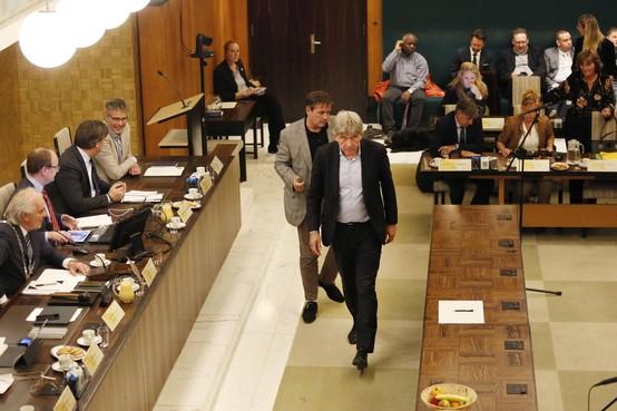 Vertrouwen in Hilversumse wethouder Jaeger krijgt knauw: 'Hopelijk past hij zich aan'