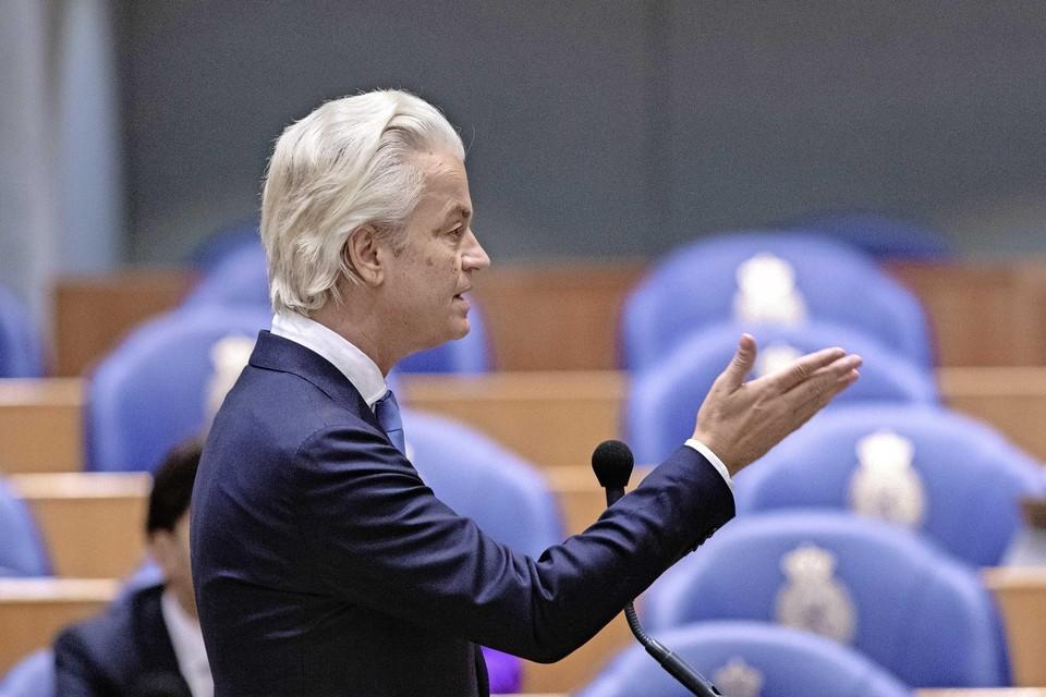 Geert Wilders wil een spoeddebat aanvragen over de kwestie.