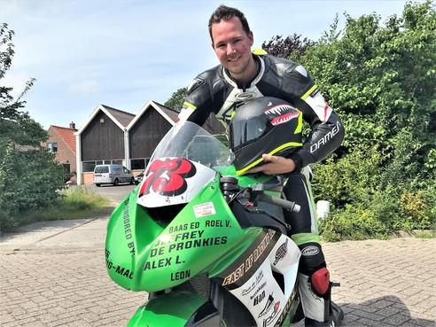 Goede start is het geheim van motorcureur Kees Boekel