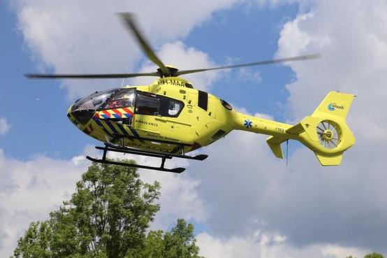 Twee personen gewond bij ongeval Afsluitdijk
