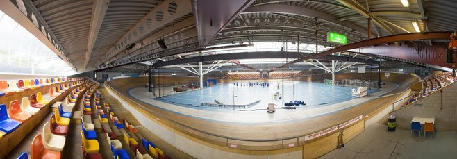 Alkmaar onderzoekt nieuwe wielerbaan Sportpaleis