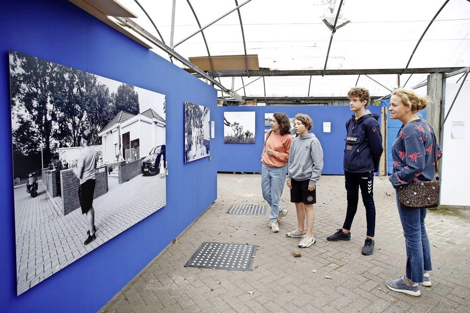 Dit jaar zijn er ook fotolocaties buiten de vesting zoals voormalig tuincentrum Van der Roest.
