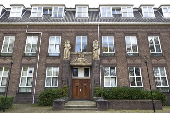 Ontwikkelaar wil monumentale bomen Missiehuis in Driehuis kappen voor woningbouw, Velsen wil dat de bomenrijen in tact blijven