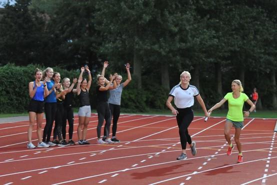 'Teamgevoel inspireert': Vrouwenatletiek in de lift bij AV Zaanland