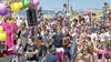 Tijdens Pride at the Beach herinneren 71 vlaggen aan onderdrukking elders