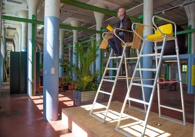 Kunstruimte Het Hem in Zaandam in problemen door corona