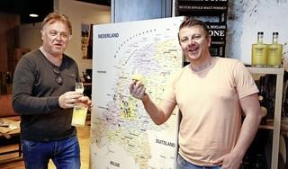 'Limo Na De Wijn' nieuwste loot aan de stam van Huizer wijnhandelaren: 'Het gevaar is wel dat je na één glaasje er nog één wil'