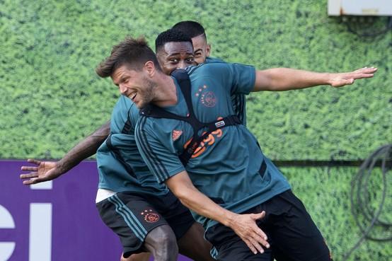 Ajax veel gelegen aan spelen Champions League