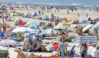 Wat gaat Duitsland doen, is de vraag nu België drie Nederlandse kustprovincies met code oranje tot gevarenzone bestempelt