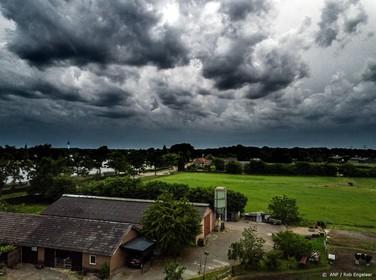 KNMI trekt code oranje voor Noord-Brabant in