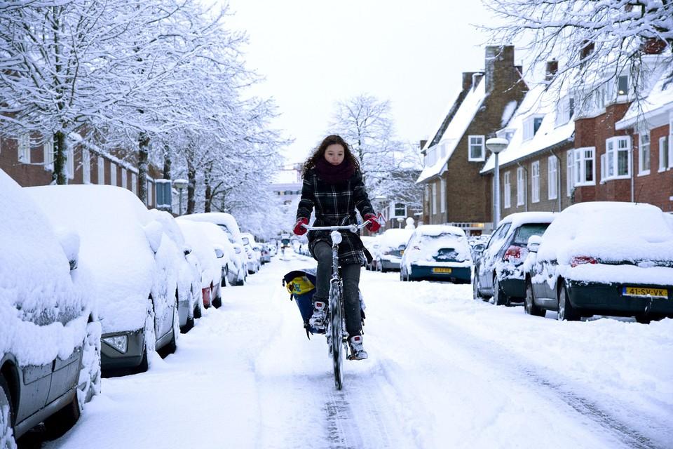 Thuiswerken omdat je niet durft te fietsen? Dat is geen goede reden, vindt de rechter.