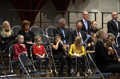 Leerlingen hebben zware kluif aan Bach in Monnickendam