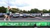 Polsstokhoogspringer Menno Vloon uit Krommenie springt weer: op parkeerterrein van autobioscoop