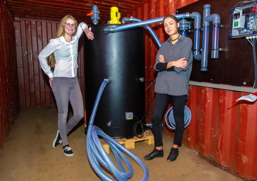 Biogas uit boterhammen om Zaanse school te verwarmen