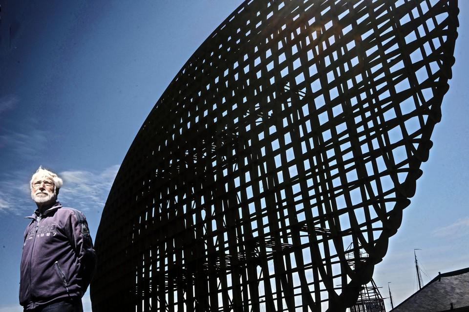 Victor Roggeveen op Willemsoord: ,,De wethouders hadden een tunnelvisie, de deskundigen geloofden al dat het ging gebeuren en de architecten bleven maar herhalen hoe mooi het zou worden. Dat proces herhaalt zich.''