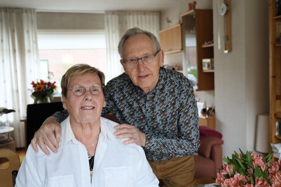 Jur Bronner en Jannie Brouwer zijn zestig jaar getrouwd.