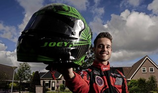 Joey Alders laat Formule 1-droom varen en maakt bij test al indruk in LMP3: 'Ik mag op prachtige circuits als Monza, Spa en Barcelona racen'