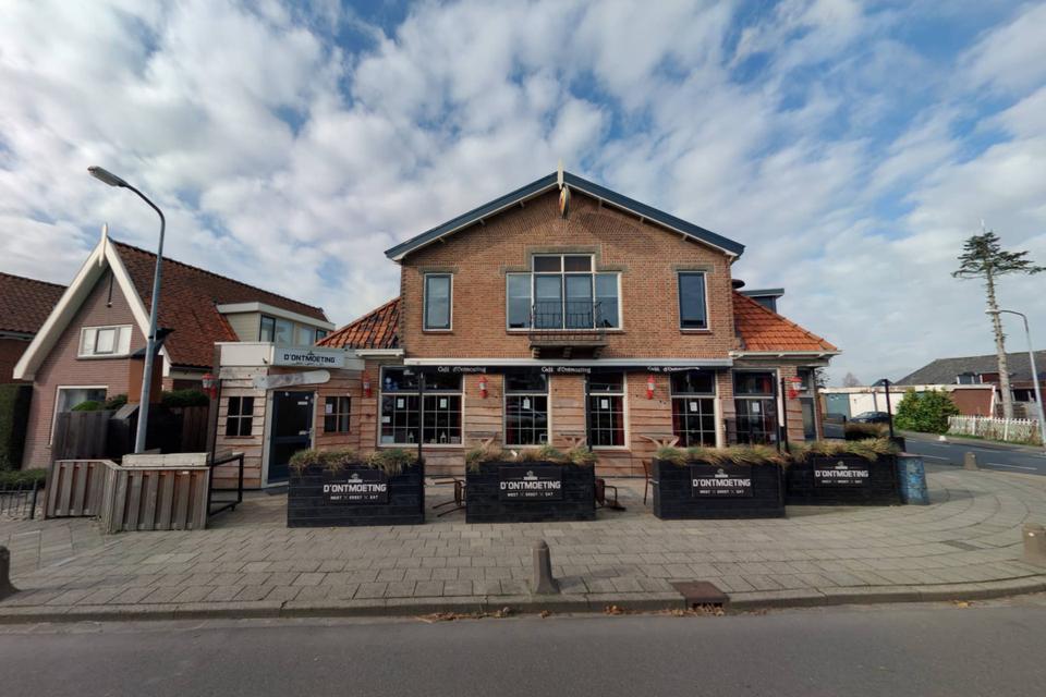 Eetcafé d'Ontmoeting in De Goorn.