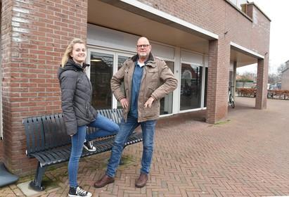 Knijn Inkt Wervershoof verhuist; 'Koester de lokale winkeliers'