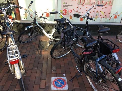 Fietsdepot Hilversum is verhuisd van Kerkbrink naar de stalling aan de Zeedijk