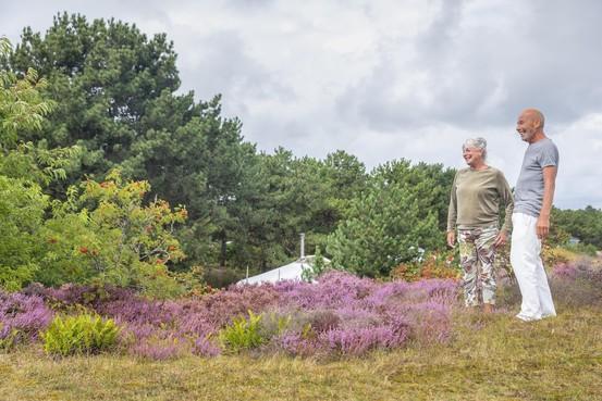 Een warm welkom op Texel: Gastvrouw Ina Laan laat haar gasten de natuur beleven