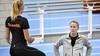 Turncoach Wevers wil via kort geding alsnog mee naar Olympische Spelen