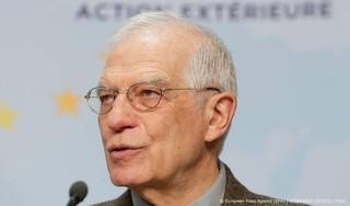 Buitenlandchef EU betreurt geweld bij arrestaties in Rusland