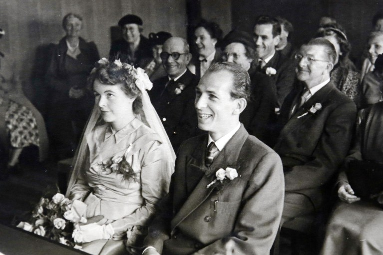 Maria Berkenbosch en Ebbe-Jan Visscher 65 jaar samen in lief en leed