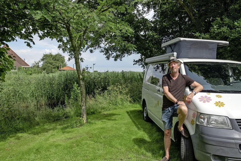 De Dorpsbus komt in Westbeemster.