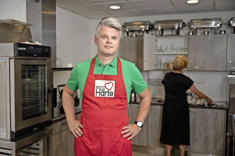 Weenink kijkt heel erg uit naar de opening van 'zijn' buurtrestaurant.